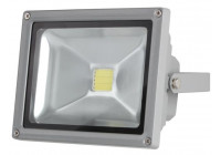 LED spotlight för utomhus - 20W Epistar CHIP - 3000 K