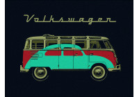 VW T1 Bus fleecefilt