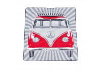 VW T1 picknickfilten (200X150cm) röd
