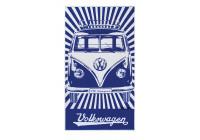 VW T1 strandhandoek - blå