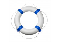 Lifebuoy à ~ 600mm, vit - blå