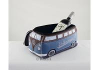 SACOCHE EN NÉOPRÈNE UNIVERSEL VW T1 3D - ESSENCE / MARRON