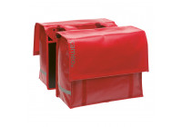 Sacoche double rouge | 46 litres