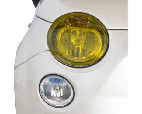 Simoni Racing Koplamp-/achterlicht folie - Geel - 60x100 cm