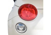 Simoni Racing Koplamp-/achterlicht folie - Rood - 60x100 cm