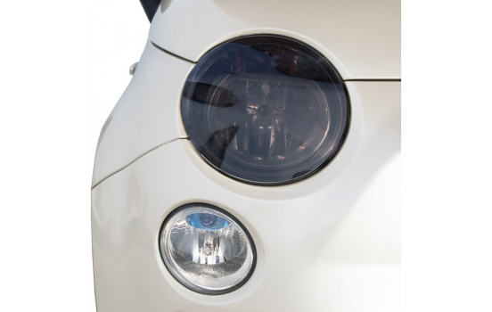 Simoni Racing Koplamp-/achterlicht folie - Zwart - 60x100 cm