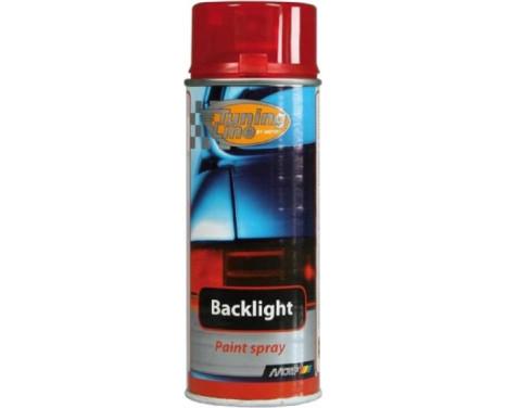 Motip Tuning-Line Achterlichtenspray - rood - 400ml