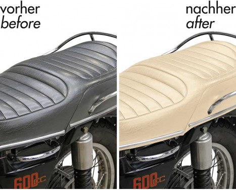 Foliatec Interior Color Spray - beige mat - 400ml, Afbeelding 2