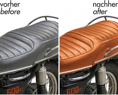 Foliatec Interior Color Spray - cognac mat - 400ml, Afbeelding 2