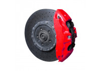 Foliatec Remklauwlakset - NEON rood - 4 Komponenten