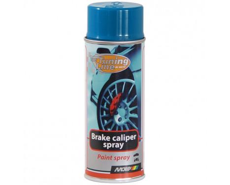Motip Tuning-Line Remklauwlak Spray - blauw - 400ml