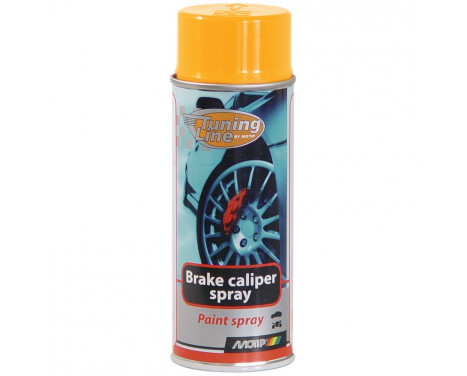 Motip Tuning-Line Remklauwlak Spray - geel - 400ml