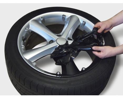 Autostyle Folie spray (Spuitfolie) zwart 400ml, Afbeelding 3