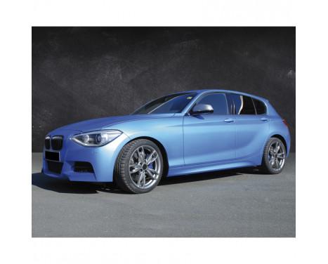 Foliatec Car Body Spray Film (Spuitfolie) - frozen blauw metallic mat - 5liter, Afbeelding 4