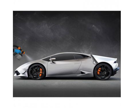 Foliatec Car Body Spray Film (Spuitfolie) - urban zilver metallic mat - 5liter, Afbeelding 3