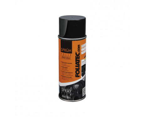 Foliatec Spray Film (Spuitfolie) - antraciet metallic - 400ml