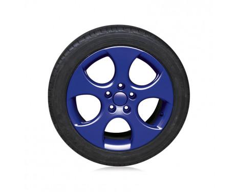Foliatec Spray Film (Spuitfolie) - blauw glanzend - 400ml, Afbeelding 4