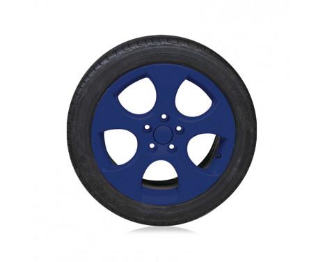 Foliatec Spray Film (Spuitfolie) - blauw mat - 400ml, Afbeelding 3