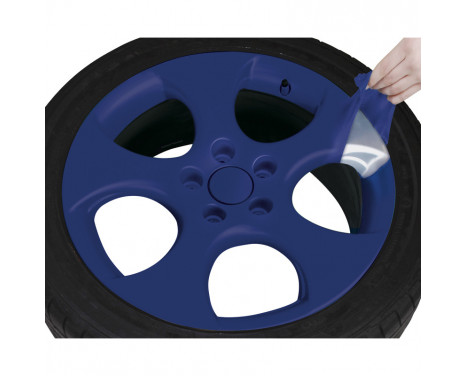 Foliatec Spray Film (Spuitfolie) - blauw mat - 400ml, Afbeelding 4