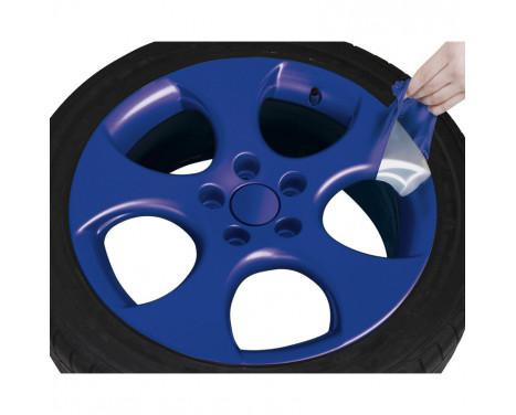 Foliatec Spray Film (Spuitfolie) Set - blauw glanzend - 2x400ml, Afbeelding 7