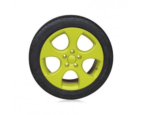 Foliatec Spray Film (Spuitfolie) Set - gif groen glanzend - 2x400ml, Afbeelding 3
