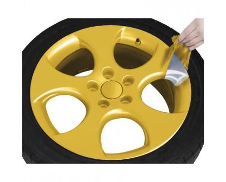 Foliatec Spray Film (Spuitfolie) Set - goud metallic - 2x400ml, Afbeelding 7
