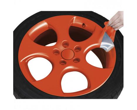 Foliatec Spray Film (Spuitfolie) Set - oranje glanzend - 2x400ml, Afbeelding 6