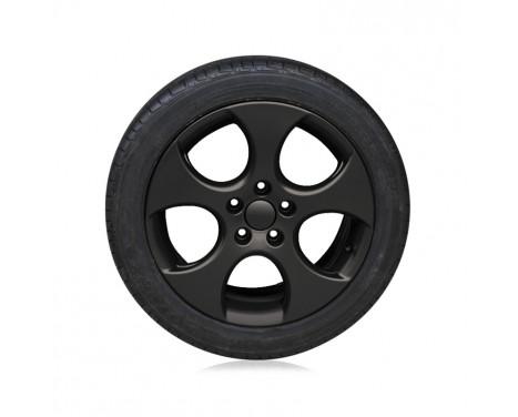 Foliatec Spray Film (Spuitfolie) Set - zwart mat - 2x400ml, Afbeelding 4