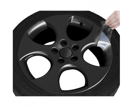 Foliatec Spray Film (Spuitfolie) Set - zwart mat - 2x400ml, Afbeelding 6