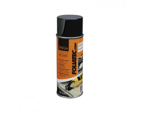 Foliatec Spray Film (Spuitfolie) - taxi glanzend - 400ml