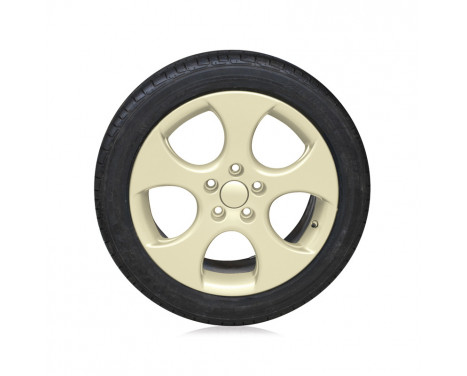 Foliatec Spray Film (Spuitfolie) - taxi glanzend - 400ml, Afbeelding 3