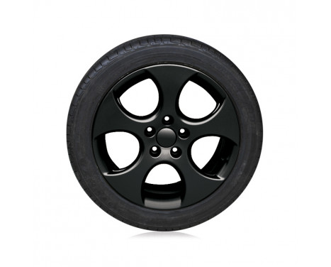 Foliatec Spray Film (Spuitfolie) - zwart glanzend - 400ml, Afbeelding 3