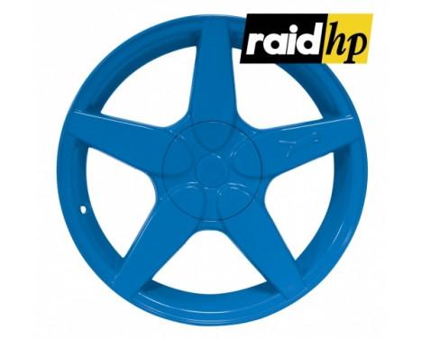 Raid HP vloeibare spuitfolie - blauw - 400ml