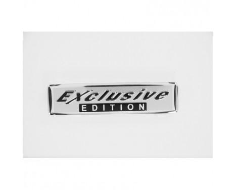 Aluminium Embleem/Logo - EXCLUSIVE EDITION - 7,3x1,7cm