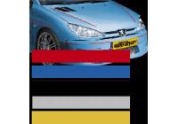 Universele zelfklevende striping AutoStripe Cool200 - Zwart - 6,5mm x 975cm