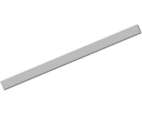 Universele zelfklevende striping AutoStripe Cool200 - Zilver - 6,5mm x 975cm