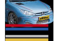 Universele zelfklevende striping AutoStripe Cool200 - Zwart - 3mm x 975cm