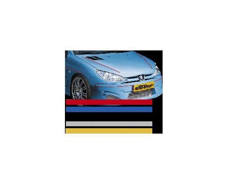 Universele zelfklevende striping AutoStripe Cool200 - Zwart - 3mm x 975cm, Afbeelding 2