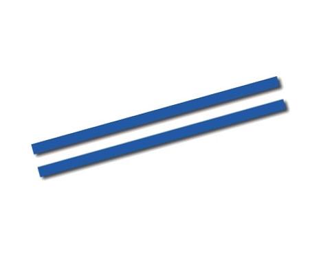 Universele zelfklevende striping AutoStripe Cool270 - Blauw - 2+2mm x 975cm