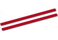 Universele zelfklevende striping AutoStripe Cool270 - Rood - 2+2mm x 975cm