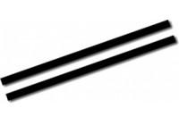 Universele zelfklevende striping AutoStripe Cool270 - Zwart - 2+2mm x 975cm