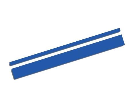 Universele zelfklevende striping AutoStripe Cool350 - Blauw - 2+3mm x 975cm