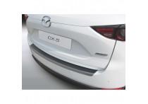 ABS Achterbumper beschermlijst passend voor Mazda CX-5 2017- Zwart