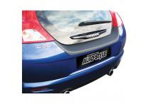ABS Achterbumper beschermlijst passend voor Volvo C30 Zwart