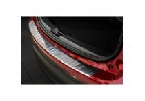 RVS Achterbumperprotector passend voor Mazda CX-5 2012- 'Ribs'