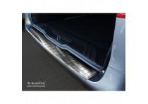 RVS Achterbumperprotector passend voor Mercedes Vito & V-Klasse 2014- 'Ribs' (Lange versie)