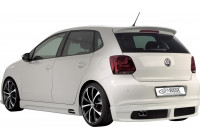 Achterskirt Volkswagen Polo 6R 2009- (ABS)