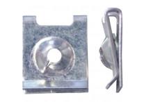 Speednut 2.9mm OEM:a0009944245 verzinkt - 5 stuks
