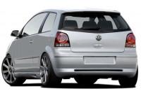 Dietrich Achterbumperskirt Volkswagen Polo 9N2 2005-2009 'C-Type' (PU)