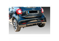 Achterbumperskirt MCC Smart ForTwo (453) 2014- (ABS)